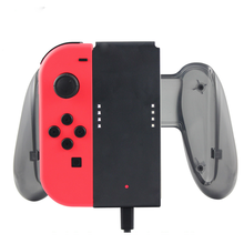 charging grip for Nintendo Switch Joy Con controllers handheld grip game console charger