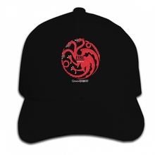 Impresión de encargo gorra de béisbol de verano de los hombres de Juego de  tronos Targaryen dragón XXL XXXL sombrero gorra a982343e43d