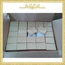 #32 коробка для украшений из крафт бумаги, коричневая коробка с хлопковым наполнителем 100 шт. для упаковки 3 1/16x2 1/8x1 (x см)