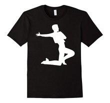 Print Your Own T Shirt MenS Crew Neck Mens Flamenco Dancer Short Printing