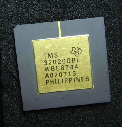 The original 2pcs/lot 100%NEW TMS32020GBL BGA IC