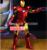 Venta al por menor Al Por Mayor de Marvel Iron Man 3 Figura de Acción de Superhéroe Iron Man Tonny Marcos 42 PVC Figura de Juguete 20 cm Chritmas regalo
