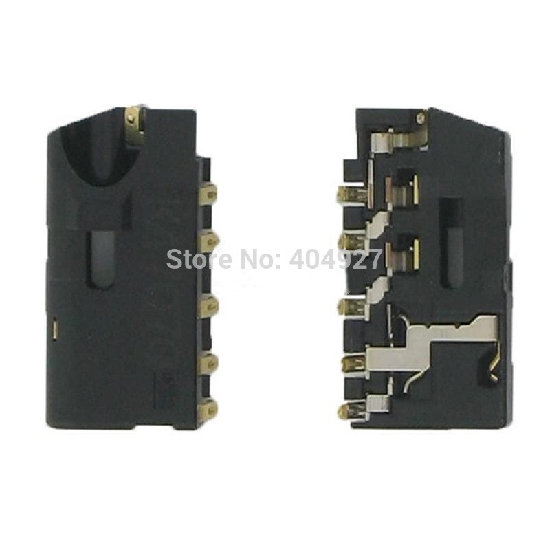 For LG Optimus G3 D850 D855 LS990/G4 H815 Earphone Headphone Jack Audio Connector image
