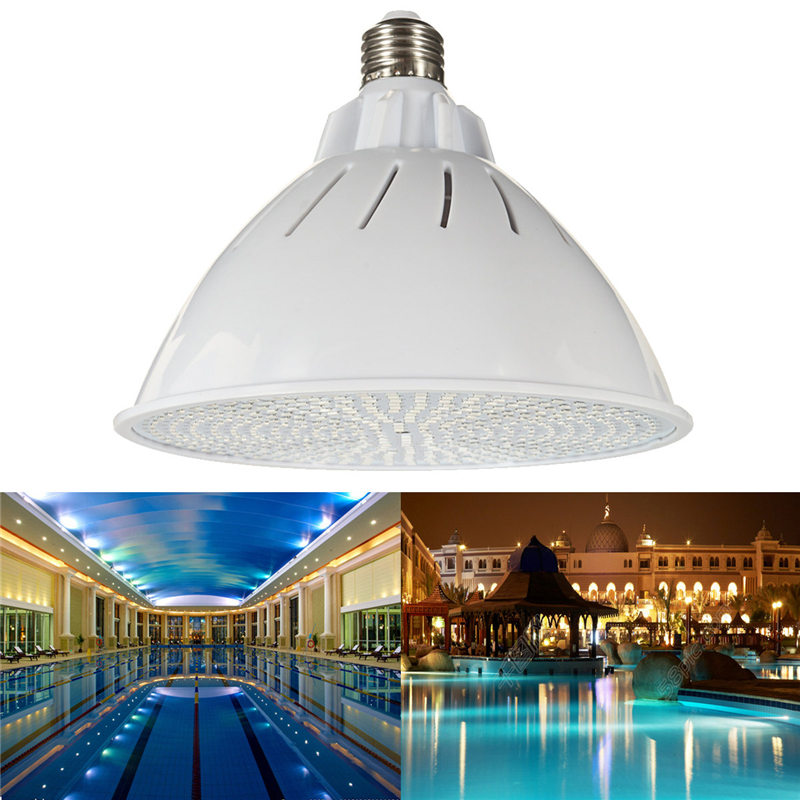 Éclairage extérieur LED Piscine Lumières Spot Lampe 35 W 12 V IP68 Verser Éclairage Sous-Marin Éclairage Étang lumière Piscine Accessoires - 2