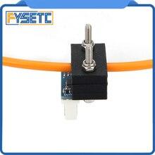 1 компл.. клон Duet3D мм 1,75 мм Диаметр Монитор датчик обнаружения приклеенных нити 3d принтер Лазерная версия нити монитор для дуэта 2 Wi-Fi