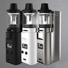 Kanger Juppi 75วัตต์TCชุดเริ่มต้นสมัยกล่องVapeสนับสนุนNi/Ti/SS316สายไฟ3มิลลิลิตรเครื่องฉีดน้ำถังKangertechบุหรี่อิเล็กทรอนิกส์