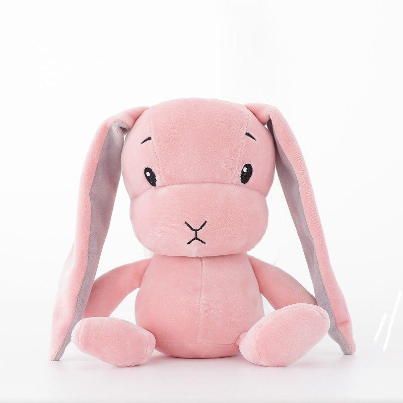 Stuffed e Plush Animais rainbox pelúcia coelho da sorte Material : Pelúcia