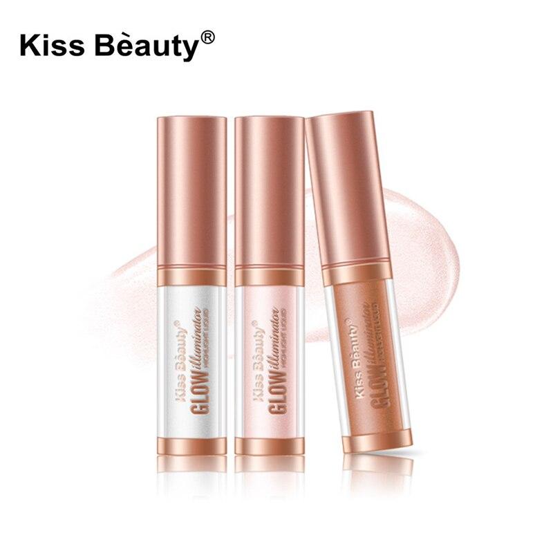 Kiss Makeup Products: Kiss Beauty Brand Liquid Highlighter Face Brighten Makeup