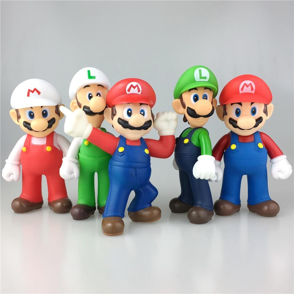 Official Super Mario Licensed Boys Girls Childrens Socks Set 3-PACK WS-166515 23//26 B