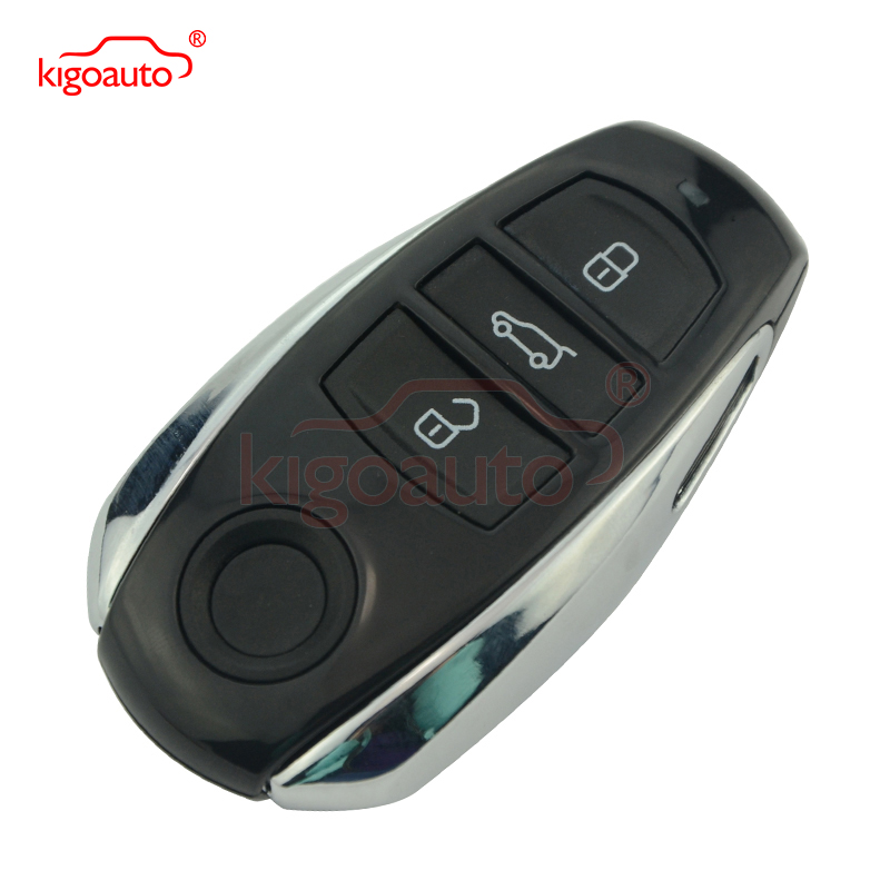 Entrada sin llave Smart Remote Key Shell Case Fob 3 Button para VW - Autopartes - foto 1