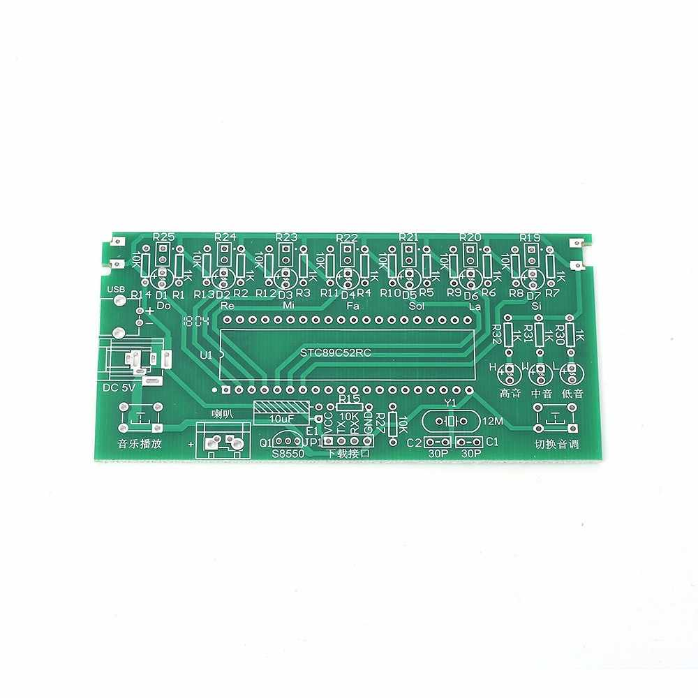 Electronic 2015 New Rotary Flat Led Dot Matrix Kit Electronic Kit Mcu