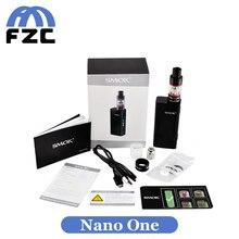 ต้นฉบับSMOKนาโนหนึ่งชุดVape 80วัตต์R-ไอน้ำมินิTCสมัยกล่องที่มีนาโนTFV4ถัง2.0มิลลิลิตรบุหรี่อิเล็กทรอนิกส์ในหุ้น