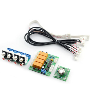 Image 5 - CIRMECH Relay 4 way Audio Input Signal Selector Switching  RCA Audio Input Selection Board of Button switch for amplifiers