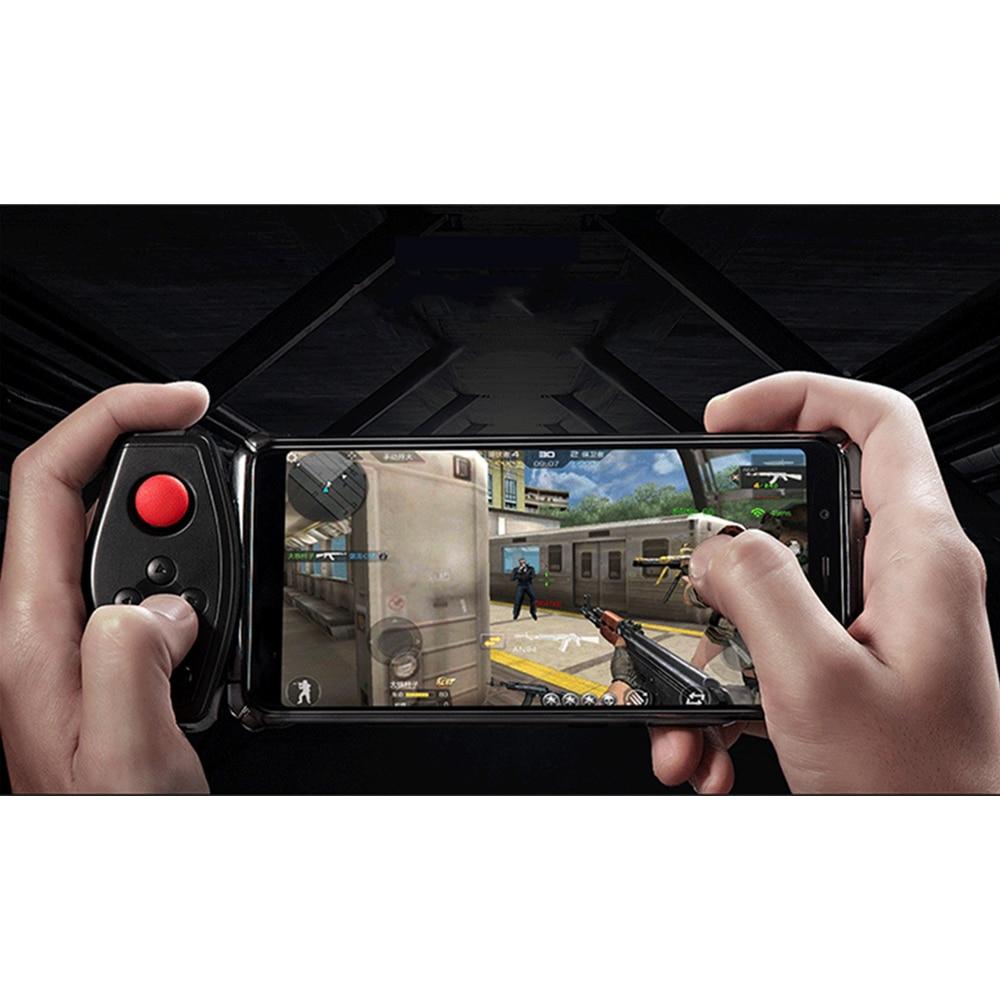 Contrôleur de jeu Mobile PUBG manette de jeu sans fil Bluetooth pour nubie rouge magique 3 téléphones mobiles contrôleurs de jeu poignée manette