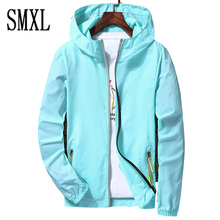 smxl plus size Lovers Summer Large 7XL fashion Sun UV Protection men Hooded Jacket Thin Breathable Beach Cardigan women coats