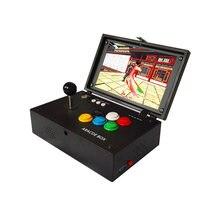 Двойная игровая консоль с джойстиком pandora's box 9 многофункциональная