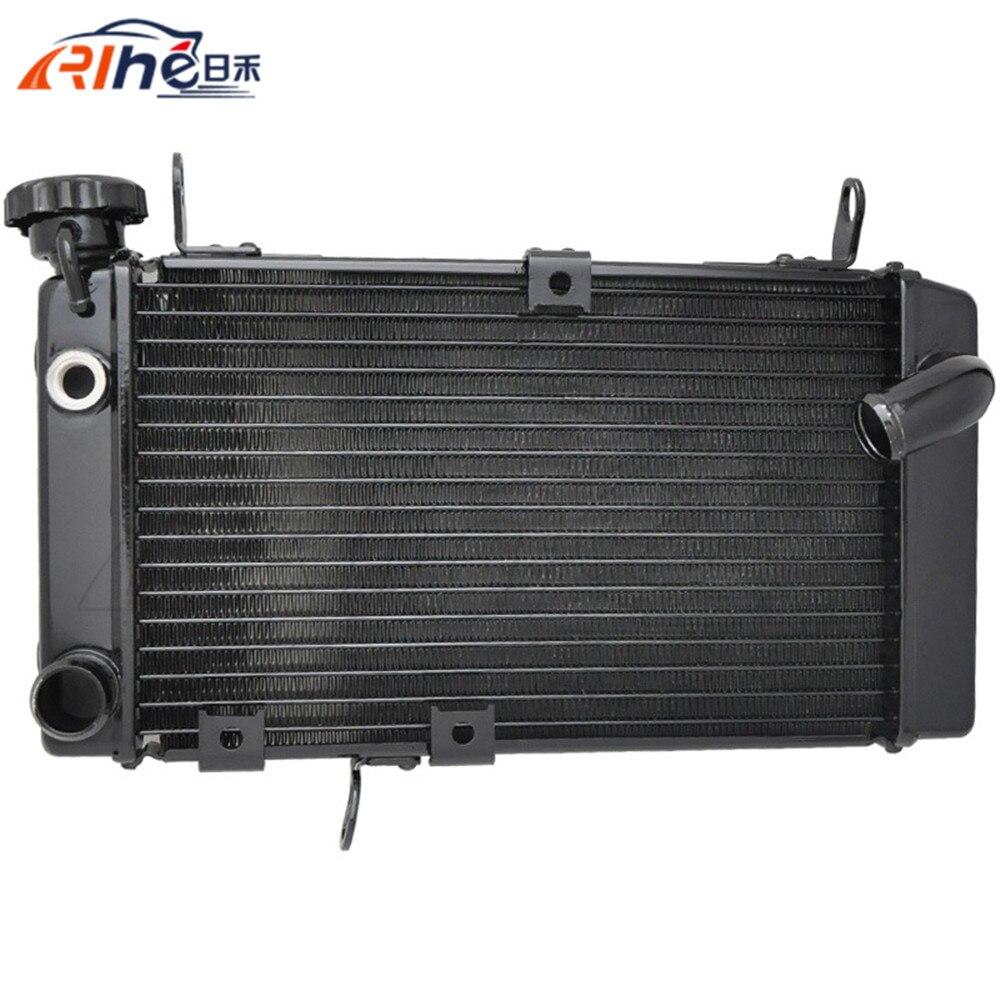 hot selling motorcycle accessories radiator cooler aluminum motorbike radiator For Suzuki SV650 1999-2002 SV 650 2000 2001 motorcycle accessories cooler radiator