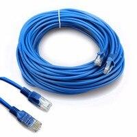 フィートrj45イーサネットケーブル1メートル3メートル1.5メートル2メートル5メートル10メートル15メートル20メートル30メートル用cat5e cat5インターネットネットワークパッチlanケーブルコード用...