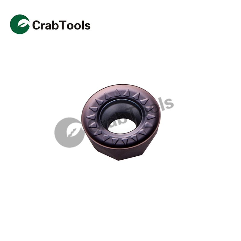 Crab Tools Mitsubishi 10PC RPMT10T3MOE-JS VP15TF Metal Turning Lathe Tools Turning Cutter Carbide Insert CNC Tool Tip Machine васильев а самоучитель java с примерами и программами