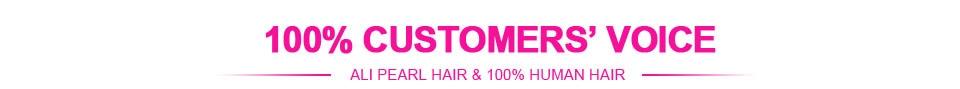 HTB1CJtpAv1TBuNjy0Fjq6yjyXXay AliPearl Hair 100% Human Hair Bundles With Closure Brazilian Straight Hair Weave 3 Bundles Natural Black Remy Hair Extensions