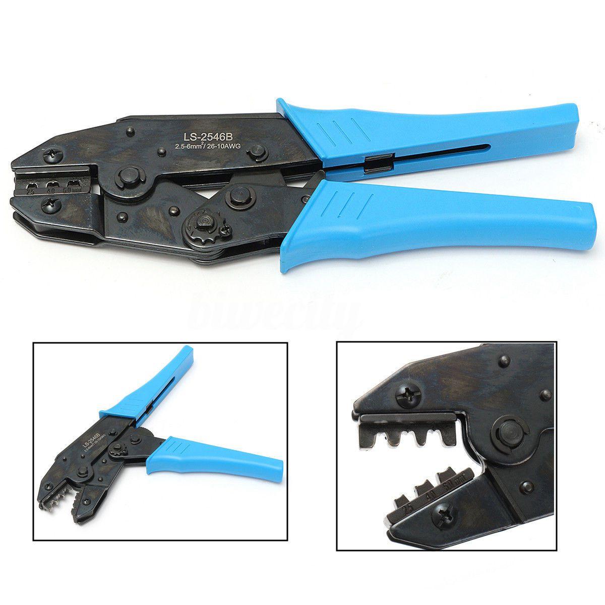 Werkzeuge Mini Tragbare Abisolierzange Mc4 Solar Panel Crimpen Werkzeug Kabel Stecker Cutter Zangen Terminal Ratschen Crimper Multi Werkzeuge Schrecklicher Wert