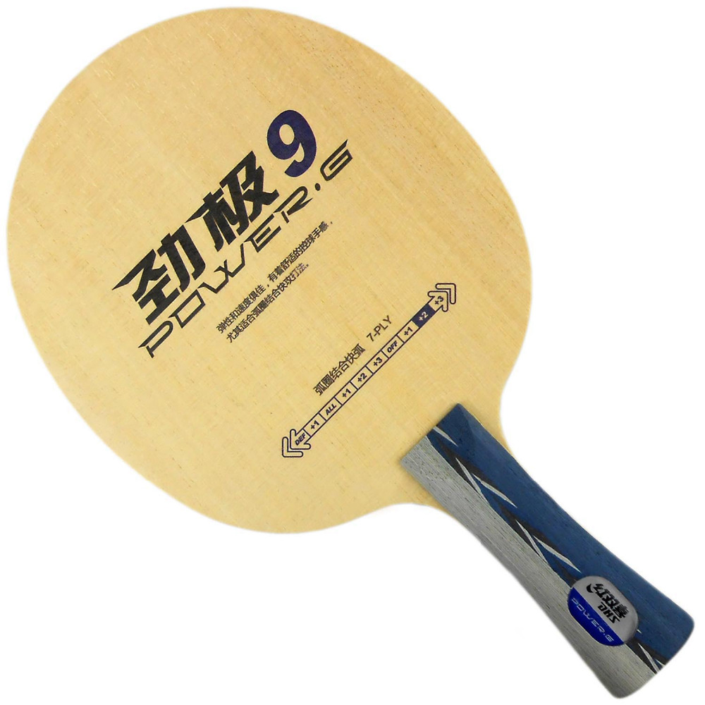 DHS POWER.G9 PG9 PG-9 PG 9 PG.9 table tennis pingpong blade наушники sony mdr ex450 silver
