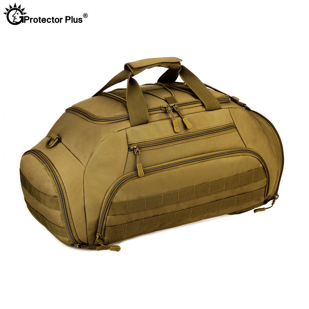 PROTECTOR PLUS <font><b>35L</b></font> Tactical Military <font><b>Backpack</b></font> Waterproof Outdoor Sport Army Bag Trekking Camping Hunting Rucksack Shoulder Bag image