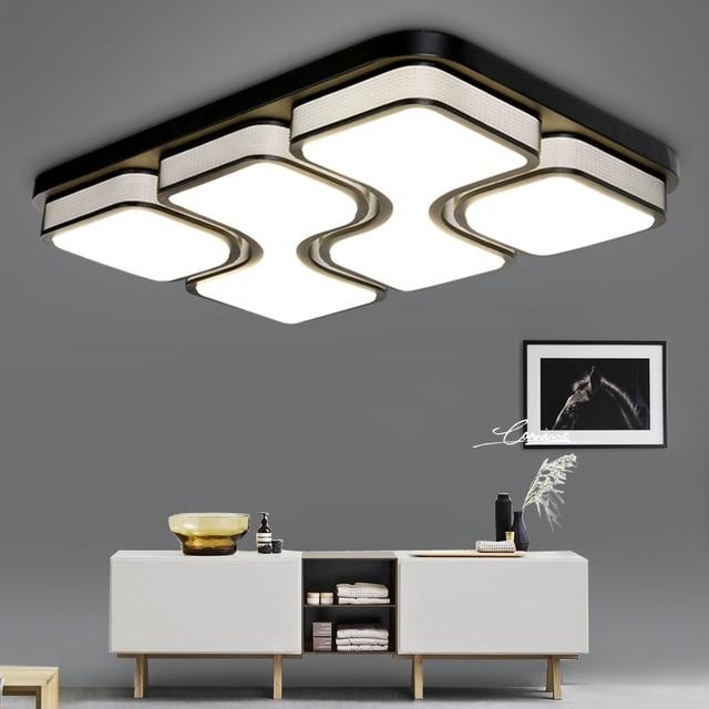 Lamparas de techo de salon amazing modern ceiling light - Lampara techo salon ...