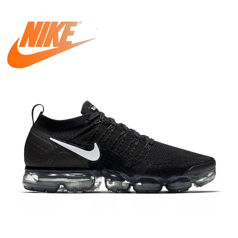 493c717b840a Official Authentic NIKE AIR VAPORMAX FLYKNIT 2.0 Men's Running Shoes  Breathable Sports Outdoor Shoes Durable 942842