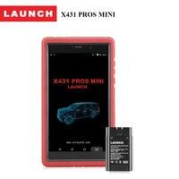 LAUNCH Official Store 100 Original X431 PROS MINI Free Update Scanpad Bluetooth WIFI Car Diagnostic Scanner