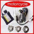 Hid Двигателя/Мотоцикл комплект для Велосипеда Hid Комплект H6 Привет Низкий Ксеноновые Лампы Фар 12 В 35 Вт 55 Вт 4300 К/6000 К/8000 К бесплатная доставка