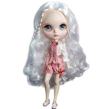 Blyth Doll 1/6 Joint Body Including Clothes And Shoes DIY BJD Doll High Quality Special Offer For DIY Makeup New List Gift genuine east charm 1 6 like bjd blyth dolls shou princess with makeup multi purpose joint high quality collection gift toys