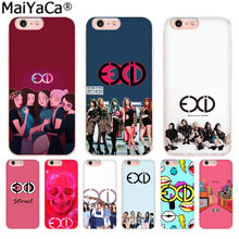 MaiYaCa Exceed In Dreaming Solji EXID 패턴 케이스 iphone SE 2020 11 pro 8 7 66S Plus X 10 5S SE XS XR XS MAX(China)