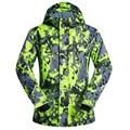 Nova marca de Inverno Casacos de Esqui Terno Dos Homens Ao Ar Livre Jaquetas Snowboard Escalada Roupas De Esqui de Neve À Prova D' Água Termal