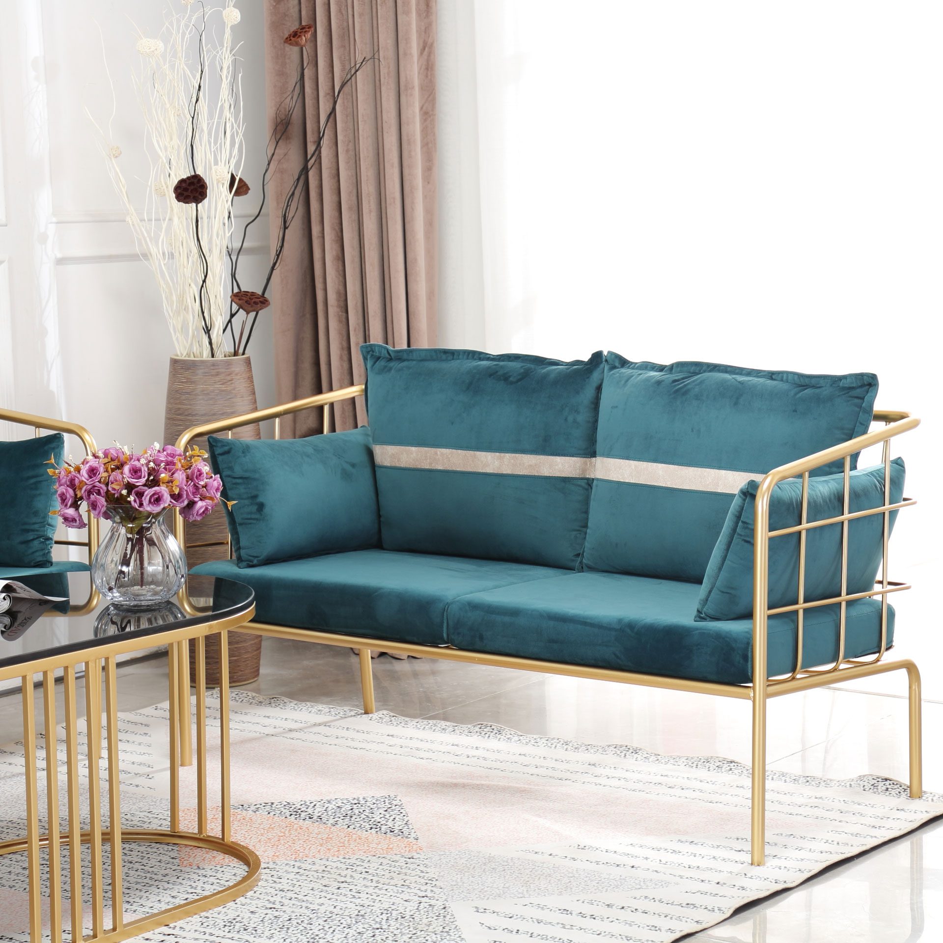 Louis fashion living room chairs nordic minimalist postmodern furniture sofa in living room chairs from furniture on aliexpress com alibaba group