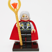 Wholesale Odin Minifigures Marvel Superheroes The Avengers Building Block Sets Model Bricks Toys For Children Brinquedos