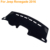 2016 Car Styling Poliéster Sombra Protectora Dashboard Mat Cojín Pad Photophobism Alfombra Interior Para Jeep Renegade 2016