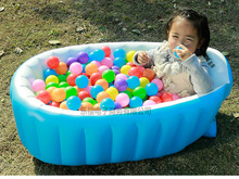 Portable Inflatable Baby Bath Tub