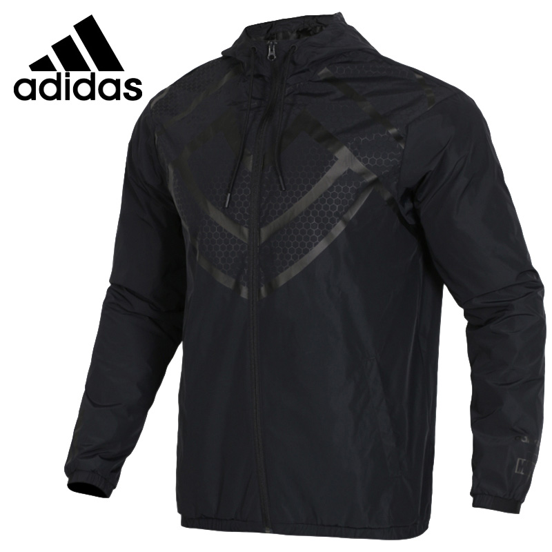 Original New Arrival 2018 Adidas Neo Label M BP WB Men's jacket Hooded Sportswear original new arrival 2018 adidas neo label bp trackpant men s pants sportswear