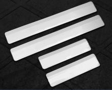 цена на 2010 2011 2012 2013 2014 2015 2016 for Mitsubishi Lancer EX sedan hatchback stainless steel scuff plate door sill car-styling