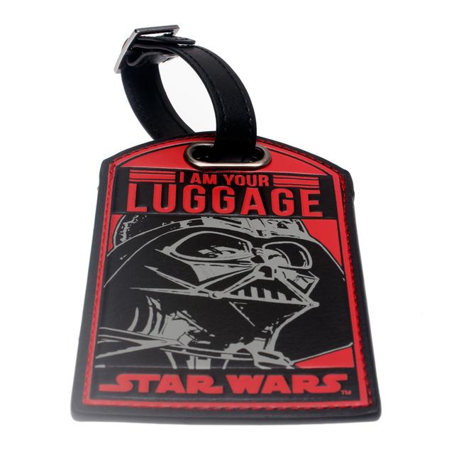 Star Wars Galactic Empire Logo  Luggage Tag DFT-1490