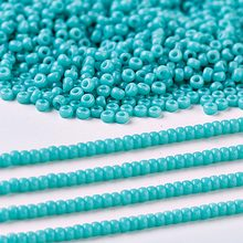 Top Quality Japanese Glass Seed Beads 11/0 For First Nation Beaded Earring Round Shape Colorful about 950pcs/10grams(China)
