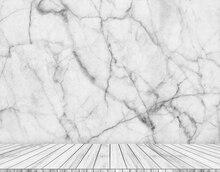 HUAYI tecido Pano de Fundo Adereços Newborn Foto arte de Mármore piso de madeira pano de fundo cenários de fotografia foto fundo XT-5501