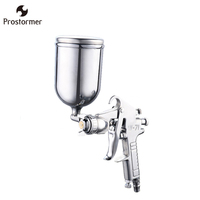 Crazy Power 1000ML Pneumatic Spray Gun Airbrush Sprayer Alloy Painting Atomizer Tool With Hopper For Painting