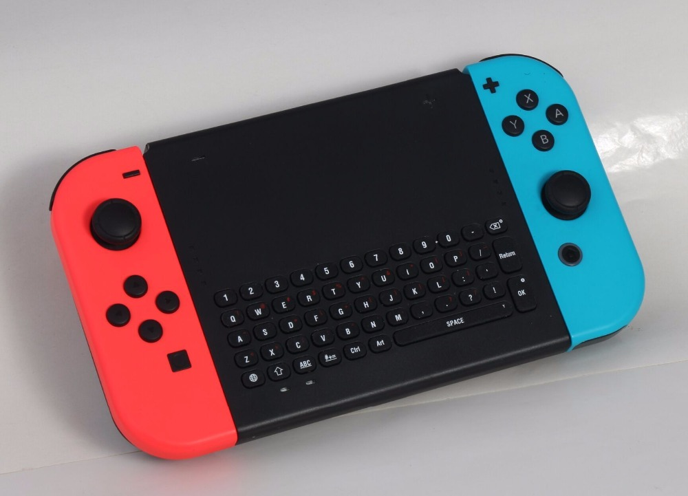 2018 NEW 2.4G Wireless Game Keyboard for Nintend Switch host Wireless Keyboard for Nintendo Switch NS Console