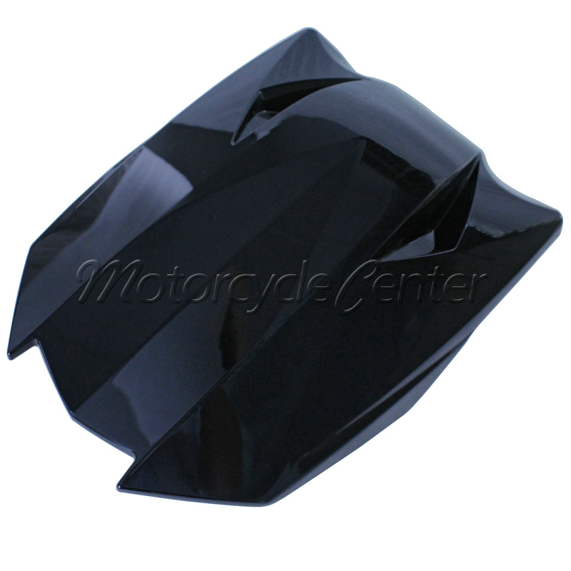 Hot Sale ABS Plastic Motorcycle Rear Seat Cover Cowl For Kawasaki Z1000 Z 1000 Black 2011-2013 hot sale hot sale car seat belts certificate of design patent seat belt for pregnant women care belly belt drive maternity saf