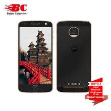 Оригинальный Motorola Moto Z XT1650-05 4 ядра смартфон 4 ГБ Оперативная память 64 ГБ Встроенная память 4 г LTE 5.5 дюймов 2560×1440 Android 6.0 13.0MP 2600 мАч