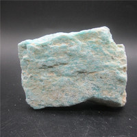 193g Natural Stone Real Green Amazonite Mineral Specimen Crystal Raw Gemstone Decoration Collection Healing Energy Stone Health