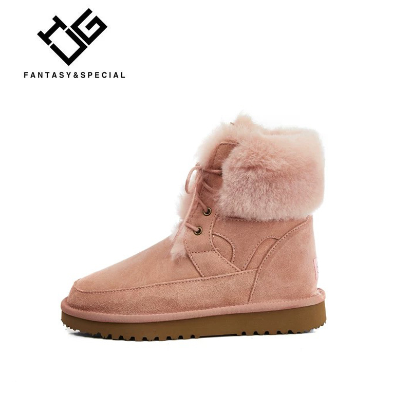 IGU 2018 Women Boots Winter Warm Snow Boots Females Ankle Boots For Female Winter Shoes Botas Mujer Plush Booties Shoes Ladies women boots winter super warm snow boots women suede ankle boots for female winter shoes botas mujer plush booties shoes woman