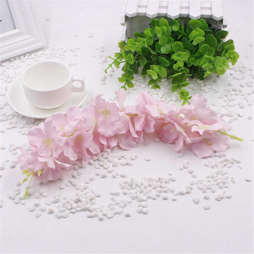 Wholesale 1pcs Wisteria Artificial Flower Vine For Wedding Home